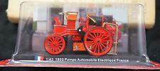 AMERCOM - HOBBY Fire truck 1:43 1900 Pompe Automobile Electrique France