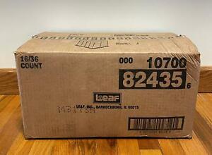 1993 Leaf Baseball Series 2 Factory Sealed Case 16 Boxes/36 Packs per Box