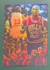 Michael Jordan 1991-92 Upper Deck MVP Award Winners Hologram #AW4 Chicago Bulls