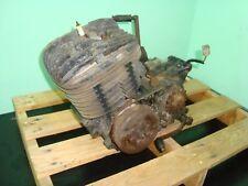 YAMAHA DT 250 MX 1M1  COMPLETE ENGINE