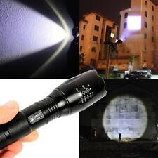 Xml-t6 Flashlight Trekking Camping Light Lanterna Linternas Torch Lampe torche