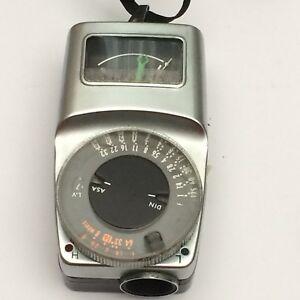 Sekonic Master Lightmeter Spare & Repair