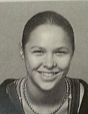 Rowdy Ronda Rousey 9th Grade High School Yearbook  UFC WWE  Wrestlemania