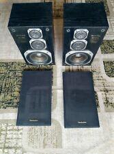 Technics SB-F860 Lautsprecherboxen (Paar) 3- Wege 60 Watt