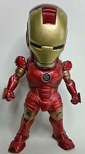FIGURINE Marvel IRON MAN 2013 lumière fonctionne 9 cm