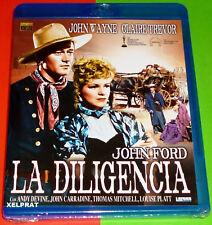 LA DILIGENCIA / STAGECOACH John Ford - English Español - AREA B - Precintada