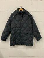 Women's Vintage Tommy Hilfiger Down & Feather Filled Quilted Jacket Size Small S