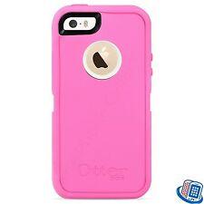 OEM Otterbox Defender Series Berries N Cream Pink Case Apple iPhone 5 5S SE