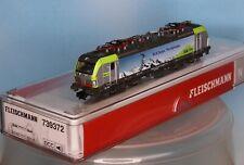 Fleischmann 739372, Spur N, BLS Cargo  E-Lok 475 411-5, Ep. 6,   Digital + Sound