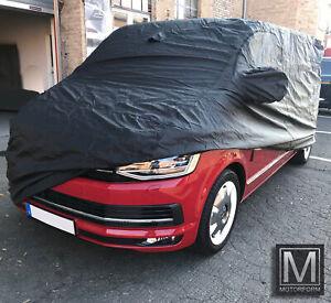 VW Bus T5 KURZ Outdoor Schutzhülle wasserdicht Ganzgarage Cover Plane Van Bulli