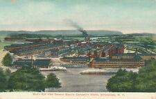 SCHENECTADY NY – General Electric Company's Works Birdseye View