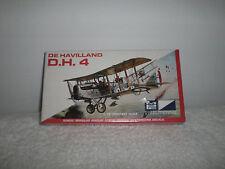 Vintage MPC De Havilland D.H. 4 Model Airplane Kit # 5003 - NOS - No Decals -