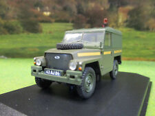OXFORD 1/43 RAF LANDROVER 1/2 TON LIGHTWEIGHT HARD TOP 43LRL005
