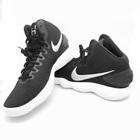 New Men's Nike Hyperdunk 2017 Size 15 Basketball Shoes Black White 942571-002