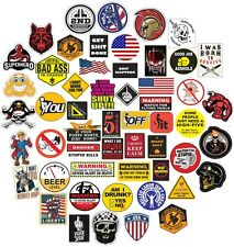 53 Hard Hat Sticker,Tool Box Stickers, Funny Decals For Construction workers etc