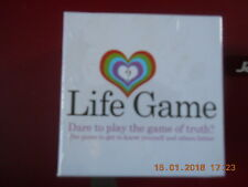 "Life Game ""dare to play the game of truth?""."