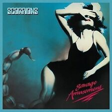 Scorpions - Savage Amusement (50th Aniversario de Lujo Ed.) (LP+CD) Nuevo LP