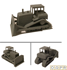 DAPR - N Gauge Model Railway Scenery Building Kit-Construction Tracked Bulldozer