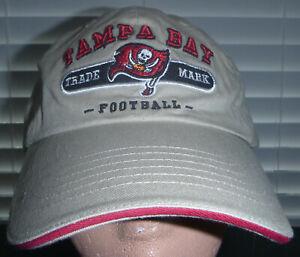 Tampa Bay Buccaneers NFL Licensed 100% Cotton Cap Hat Super Bowl Champs