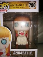 FUNKO POP MOVIES - ANNABELLE - COMES HOME -  790 - POP VINYL -