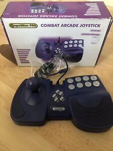 Competition Pro Combat Arcade Joystick For Nintendo Gamecube