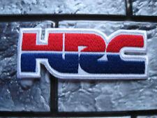 Aufnäher Patch Motorradsport Honda HRC Biker Motorrad Racing Tuning GT FX Race