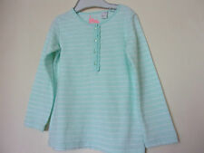 Ja3623  Polo fille m.l. raye *** TEX *** Taille 36 mois NEUF