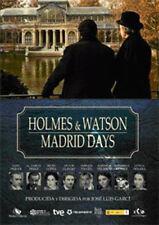 Holmes & Watson: Madrid Days NEW PAL 2-DVD Set José Luis Garci Gary Piquer