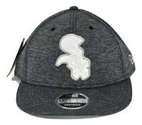 New Era 9Fifty Mens MLB Chicago White Sox Reflective Snapback Hat Cap New