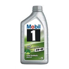HUILE MOTEUR MOBIL 1 ESP 0W40 (12X1L)