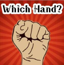 Magnetic Detection Which Hand? Magic Tricks Magician Mentalism Magic Coin Magic