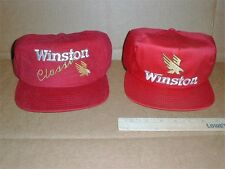 Winston Classic Eagle Auto drag Racing Vintage Snapback Hat lot Rare NEW 1990s