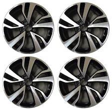 "19"" Honda Odyssey Elite 2018 Factory OEM Rim Wheel 64120 Black Machined Full Set"