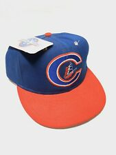 VTG Columbus Clippers Minor League Pro Line 7 1/8 hat cap 90s New York Yankees
