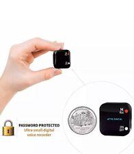 Atto Digital Mini Voice Recorder : 16gb (1144hrs Recording Capacity)