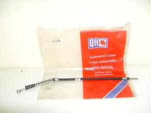 Fiat Uno LH Rear Handbrake Cable BC2293