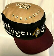 Vintage Copenhagen Snuff Tobacco Painters Cap Hat Made in USA