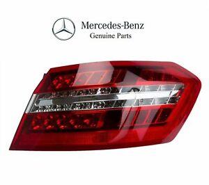 Mercedes-Benz Tail Light Assy - Left - A212 906 08 58