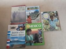 Bundle Information books Africa and South America