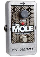 EHX Electro Harmonix The Mole BASS BOOSTER Chitarra Effetto Pedale
