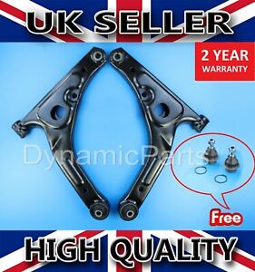 FOR FORD TRANSIT MK6 MK7 FRONT LOWER SUSPENSION CONTROL ARMS WISHBONES (PAIR)