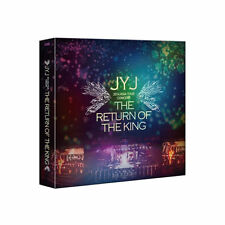 [JYJ] ASIA TOUR CONCERT [THE RETURN OF THE KING]  Limited Edition SEALED K-POP