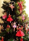 Gisela Graham Christmas Fairy Angel Christmas Hanging Tree Decoration Gift