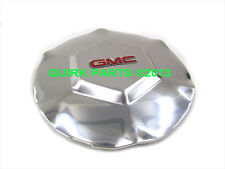 2003-2007 GMC Envoy Raised Hexagon & GMC Logo Wheel Center Hub Cap OEM 9595085