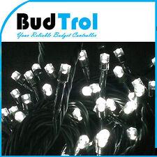 Best Quality 300LED White Bulbs 30M Green Rope Fairy Lights Wedding Christmas