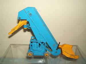 """DINKY SUPERTOYS MODEL No.964 ELEVATOR LOADER  """"RARE """"BLUE VERSION"""