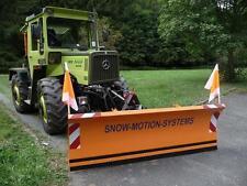 Räumschild Schneeschild Schneepflug Gerätedreieck Kat 2 Traktor Schlepper 2,5m