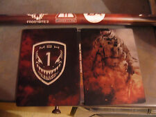 Medal of Honor Warfighter Ps3/PC/Xbox Exclusive Limited G1 Steelbook +Poster New