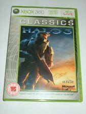 "Halo 3 for  Xbox 360 Classics  ""FREE UK P&P"""