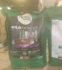 Nutro Wild Frontier Venison and Beef Dog Food Adult 1.5kg